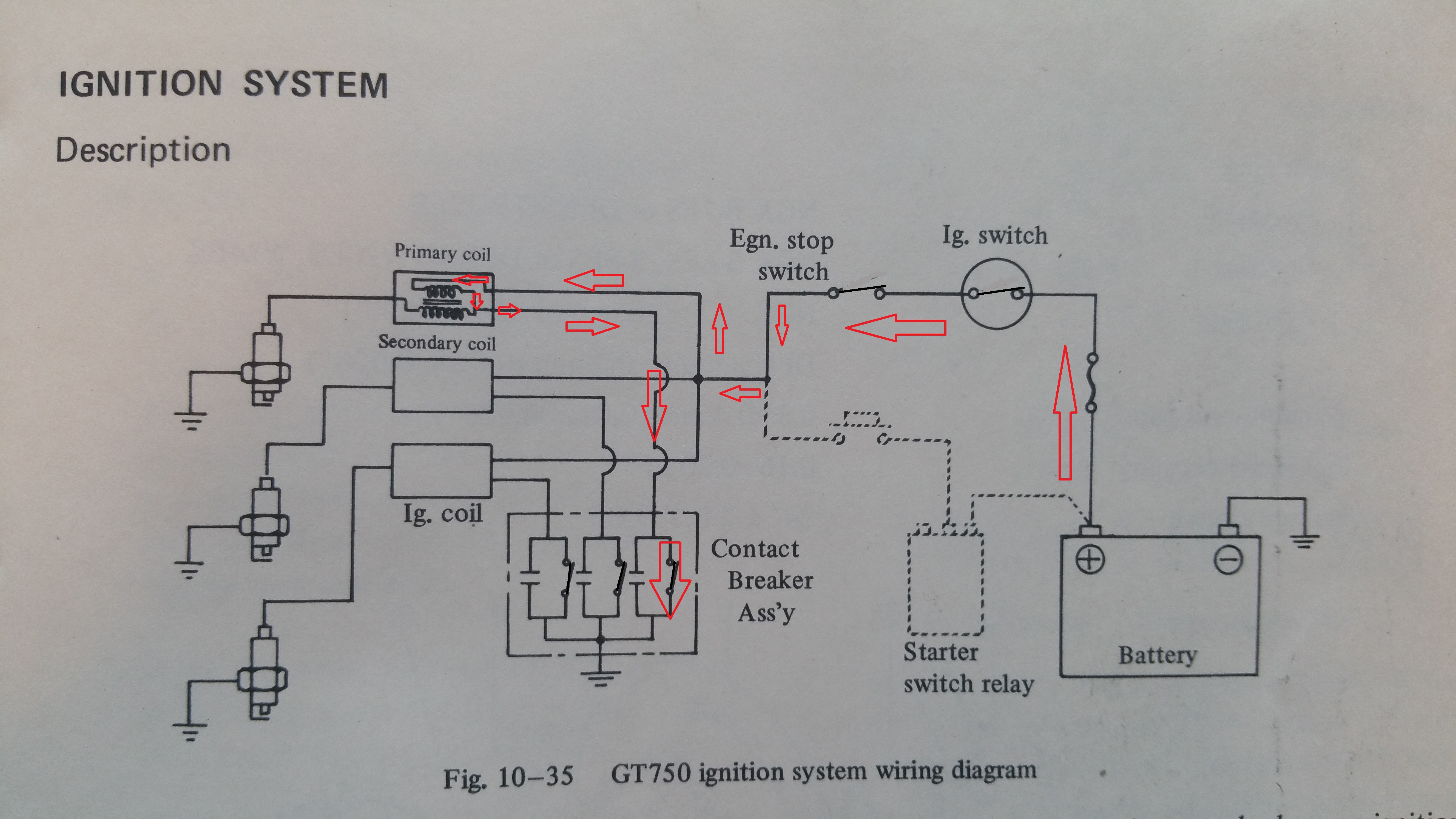 Xs650d Wiring Diagram